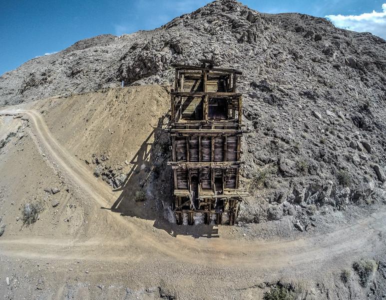 019 War Eagle Mine, Tecopa.