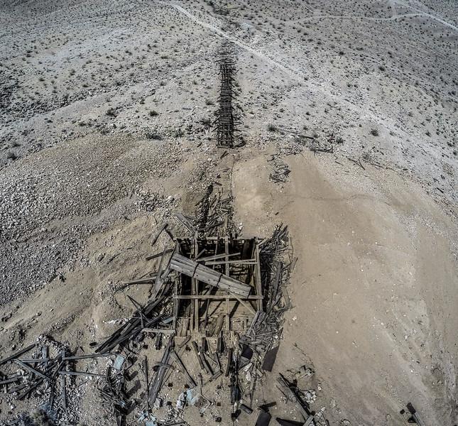 009 Noonday Mine, Tecopa.