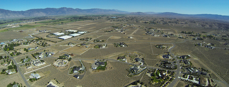 DJI Phantom at Gardnerville, Nevada