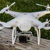 DJI Phantom UAV with GoPro HERO 3 Black Series camera