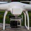DJI Phantom UAV with GoPro HERO 3 Black Series camera