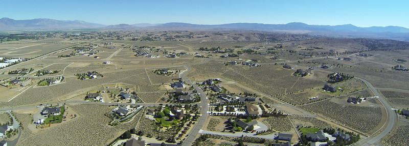 DJI Phantom at Gardnerville, Nevada
