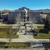 Nevada State Legislative Building, Carson City.