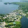 Wolfeboro NH Aerial