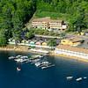 Naswa Resort on Lake Winnipesaukee
