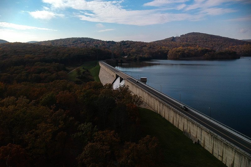 Monksville Reservoir and Dam - Ringwood