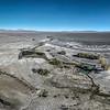 105 Hot springs, Alkali, Nevada.