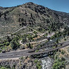 120 Truckee River and Southern Pacific Railroad, Verdi, Nevada