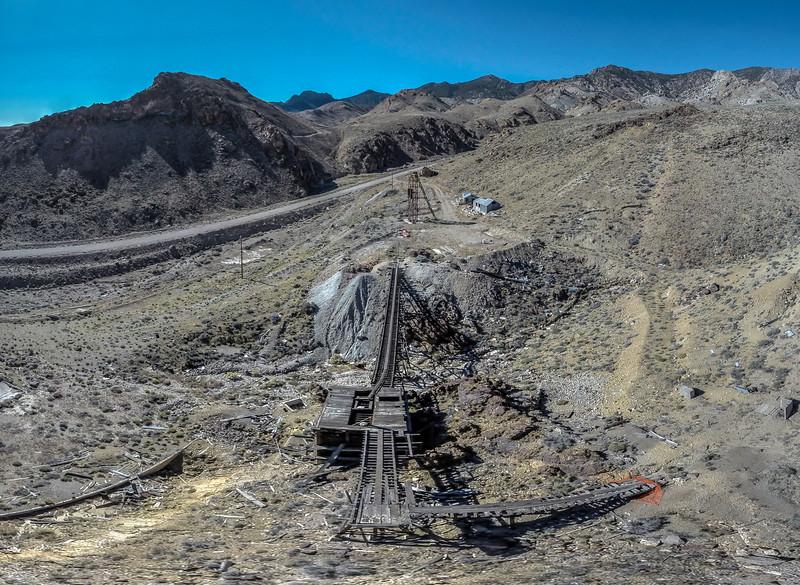 090 Nivloc, Silver Peak, Nevada.
