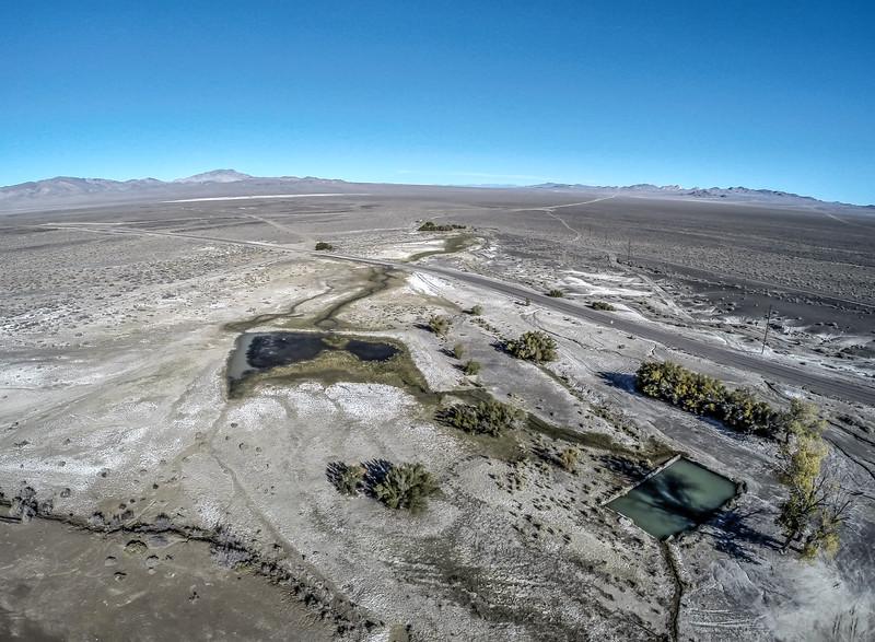 103 Hot springs, Alkali, Nevada.