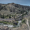 121 Truckee River and Southern Pacific Railroad, Verdi, Nevada