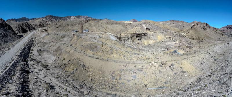 101 Nivloc, Silver Peak, Nevada.