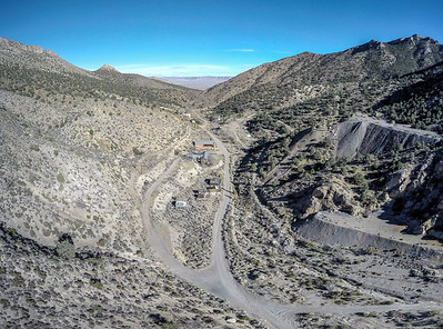 114 Tybo, Nevada.