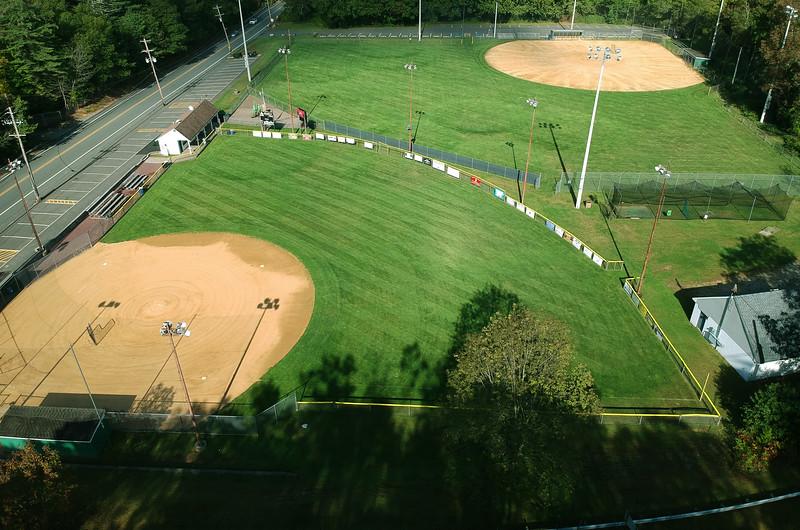 Borough Baseball Fields - Ringwood