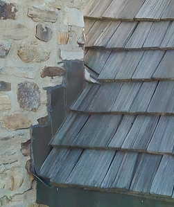 9. Chimney flashing detail
