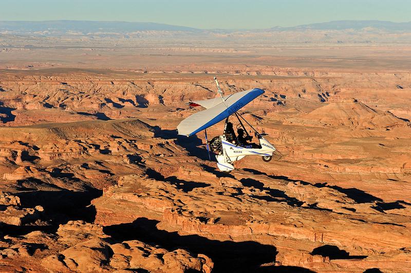 Paul Dressendorfer's Aeros Trike