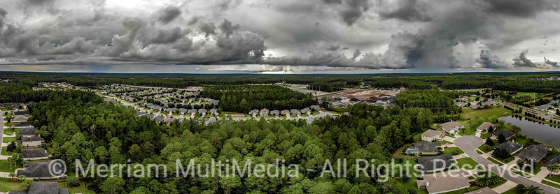 Storms From The Drone