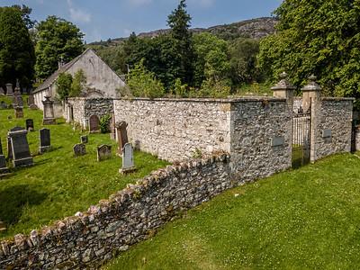 Dunlichity Churchyard