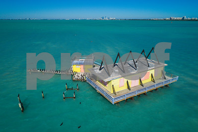 Stiltsville Miami Florida homes on stilts