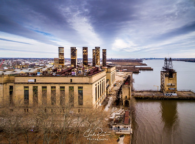 Abandoned Delawre PECO Power Plant