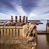 Abandoned Delaware PECO Power Plant