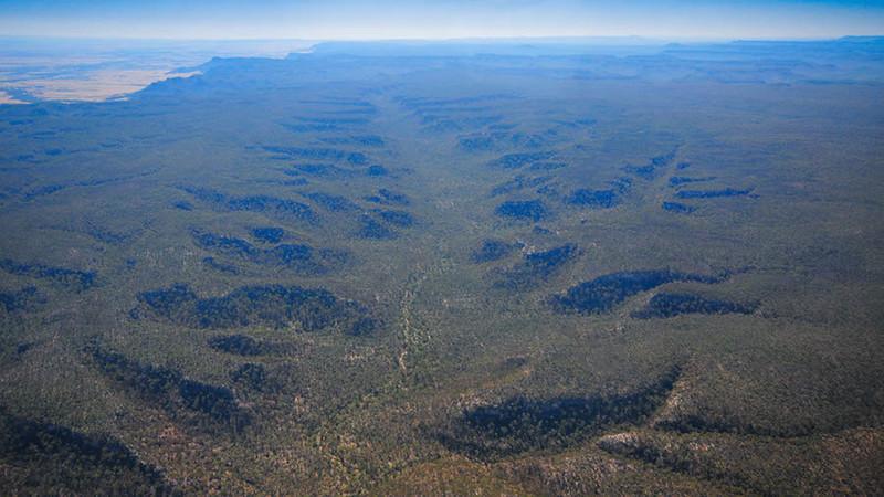 Near Carnarvon Gorge QLD