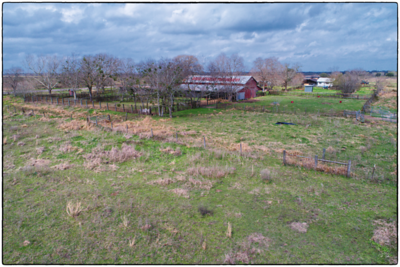 Monaville Farmhouse 1