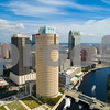 Aerial image of Downtown Tampa FL