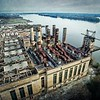 Abandoned Old Power Plant Philadelphia