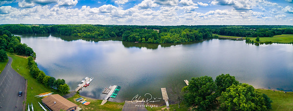 Lake Luxembourg  A Fresh Perspective Pano