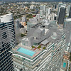 Rooftop pool deck SLS Brickell