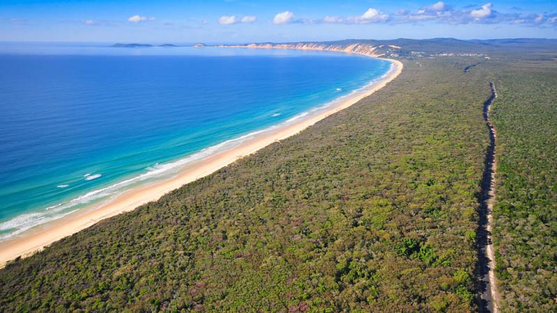 Rainbow Beach QLD