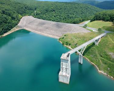 Gathright Dam