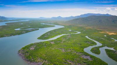 Hinchenbrook Wetlands QLD
