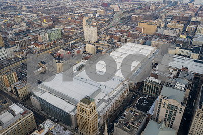 Aerial photo Philadelphia City Hall