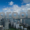 Aerial image of Brickell Miami Biscayne Bay