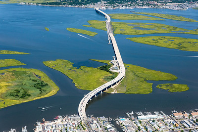 Aerial Photography of Ocean City NJ
