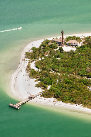Aerial Photos Sanibel Captiva Islands