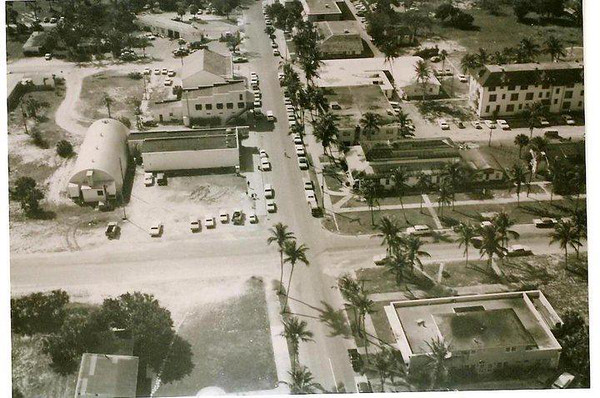 Aerial Photos of Naples Past and Present