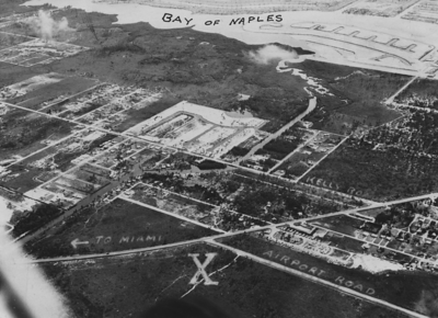 Aerial East Naples