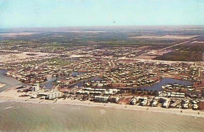 Naples FLorida, Aerial Photo