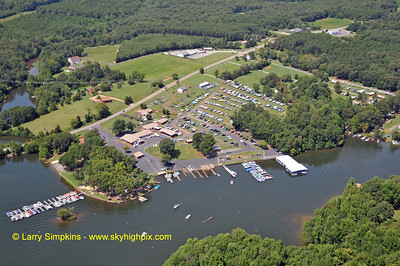 Sturgeon Creek Marina, Lake Anna