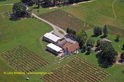 Lake Anna Winery, August 2012.