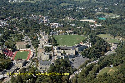 Virginia Military Institute, Lexington, Virginia. September 2006, Image# 013