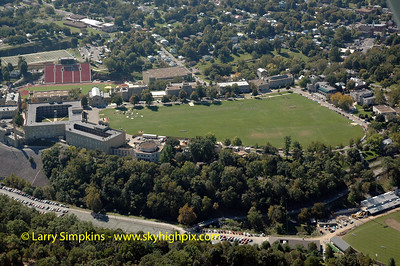 Virginia Military Institute, Lexington, Virginia. September 2006, Image# 014