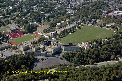 Virginia Military Institute, Lexington, Virginia. September 2006, Image# 003