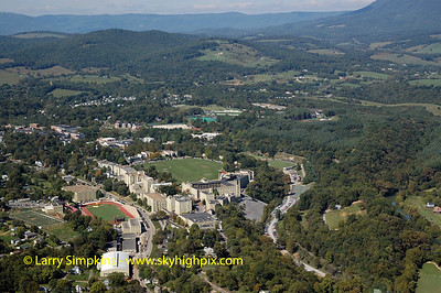Virginia Military Institute, Lexington, Virginia. September 2006, Image# 012