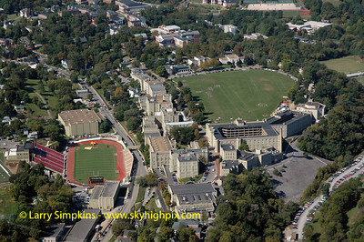 Virginia Military Institute, Lexington, Virginia. September 2006, Image# 002