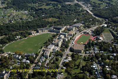 Virginia Military Institute, Lexington, Virginia. September 2006, Image# 016
