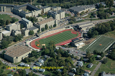 Virginia Military Institute, Lexington, Virginia. September 2006, Image# 008